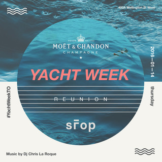 Yacht Week Reunion Party This Thursday!