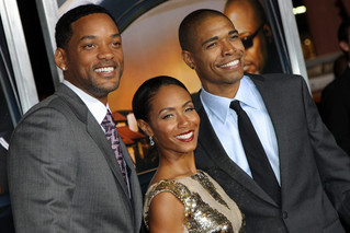 What I Learned Hanging Out On Set With Will Smith And His Family Last Week