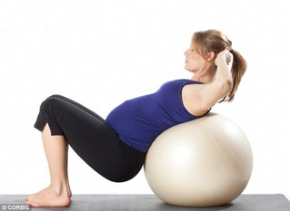 Fitness fanatics are 'formed in the womb'