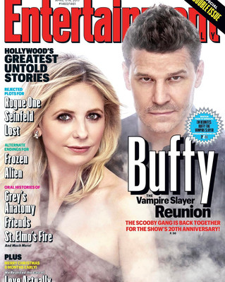 Once More With Feeling: Buffy The Vampire Slayer Turns 20!
