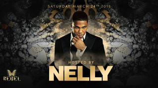 NELLY LIVE At REBEL