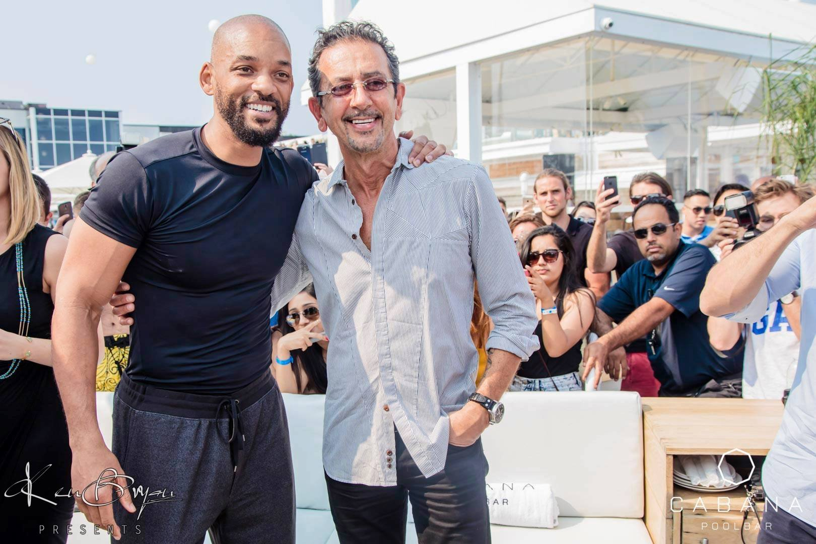 Will Smith's Independence Day Party