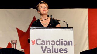 Kellie Leitch's War On Elites Is Funded By Billionaires & Millionaire CEO's!