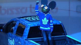 Watch the new Maple Leafs anthem by deadmau5