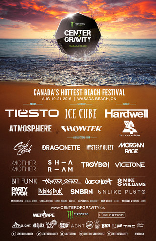 Huge summer music festival coming to Wasaga Beach