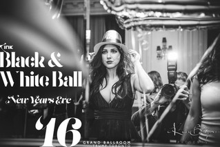 Black & White Ball #NYE2016