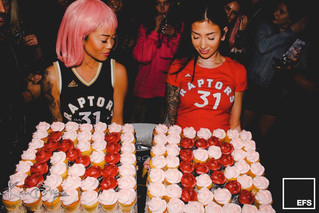 PICS - Terrence Ross' Bday Party At EFS!