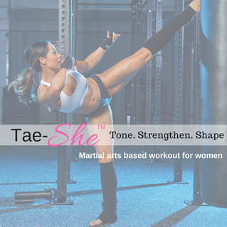 Around Toronto: Get Fit With Tae-She At Calii Love!