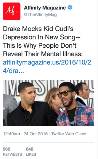 Did Drake Just Go Too Far?