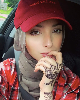 #BurkaBae: Meet The First Muslim Woman To Wear A Hijab In The Latest Issue Of Playboy Magazine