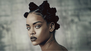 Rihanna ties The BEATLES for 2nd most weeks at number one