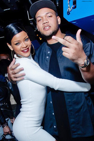 Rihanna's Brother Rorrey Fenty To Host EFS After Rihanna Concert This Wednesday!
