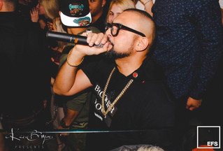 Pictures: Sean Paul At EFS 02.16.2017