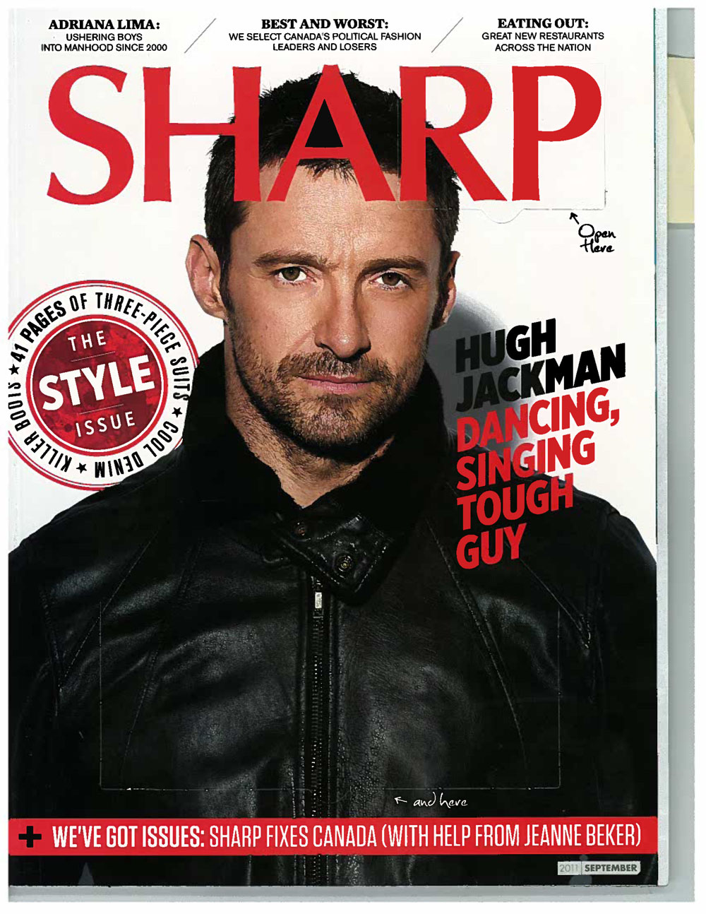 SHARP-COVER