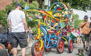 Around Toronto: Pedestrian Sundays In Kensington Market