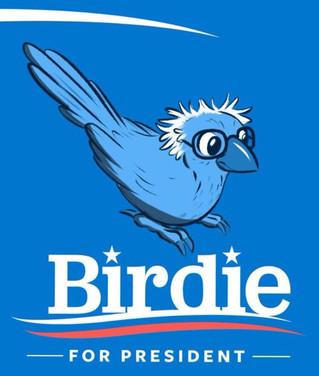 #BirdieSanders takes over Twitter, Bernie Sanders sweeps 3 caucuses