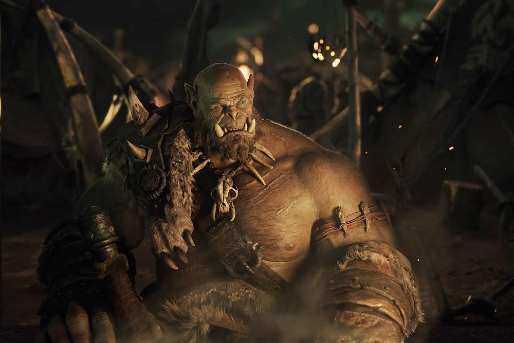 Orgrim warcraft orc