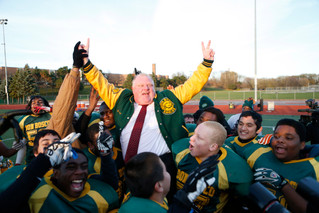 Toronto Mayor Rob Ford Has Died