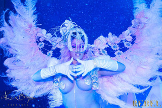 PICS: PURE The All White Winter Wonderland Party At REBEL!