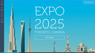 EXPO 2025, Toronto's moon shot