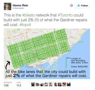 Bike Lanes, Bike Lanes, Bike Lanes!