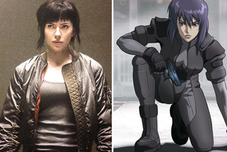 "Scarlett Johansson's Trailer For ""Ghost In The Shell"" Looks AMAZING"