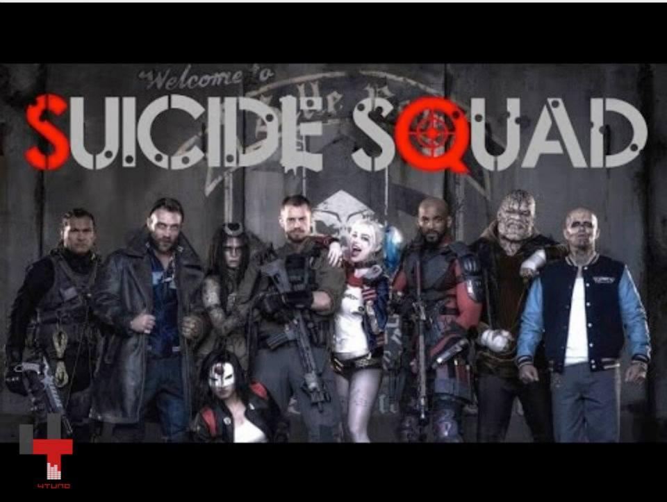 SUICIDE SQUAD FILM WRAP PARTY