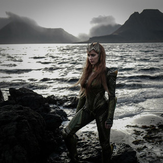 First Look: Amber Heard As Mera, Queen Of Atlantis In Justice League
