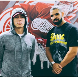 What Beef? Drake Brought Out Eminem In Detroit!