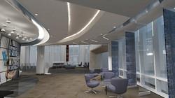 Reception lounge concept.