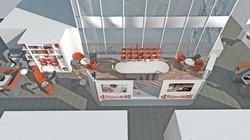 Agile collaborative lounge