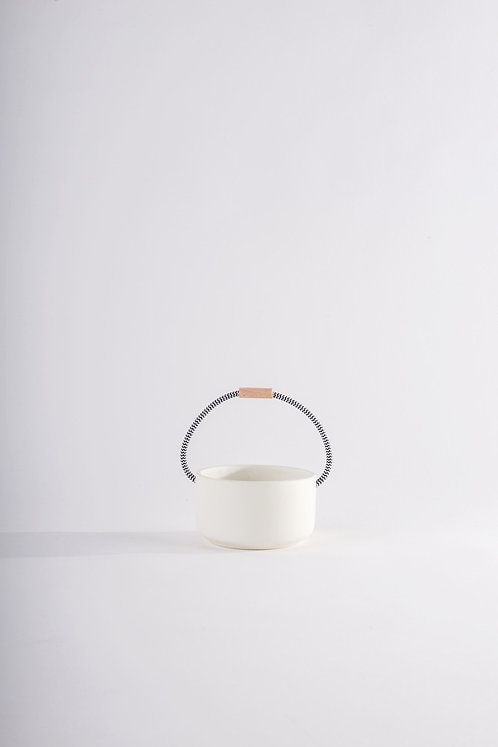 Little bowl - white