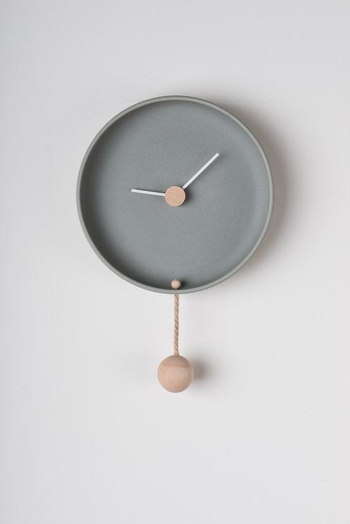 Totide' Wall clock -  Big - Grey