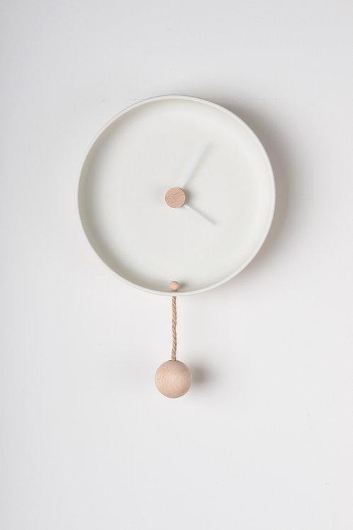 Totide' Wall clock - Big - White