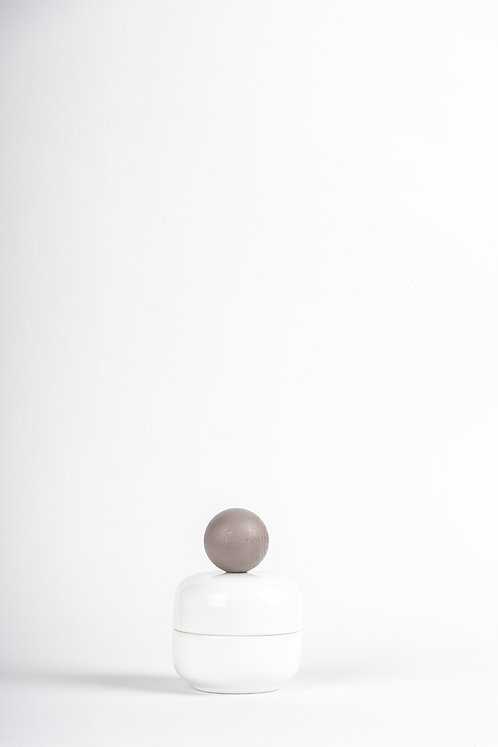 Maggy box - piccola - grigio