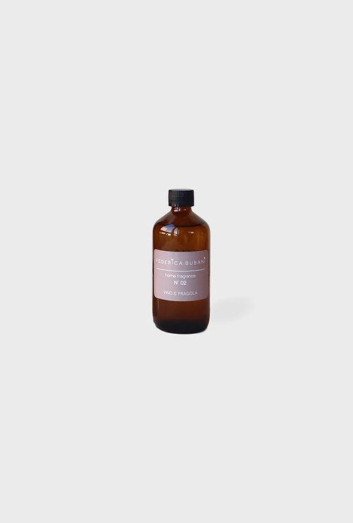 RE FEEL - 250 ml refill fragrance-02-VINO E FRAGOLA