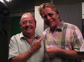 Gerry Marsden from the Pacemakers