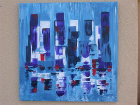 Skyline (Private Collection)
