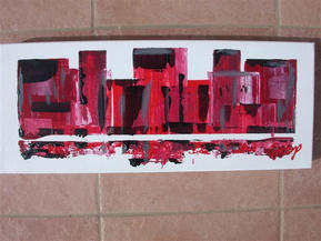Red boulevard 50-20 acryl