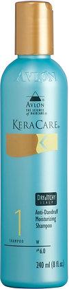 Keracare Anti-Dandruff Moisturizing Shampoo