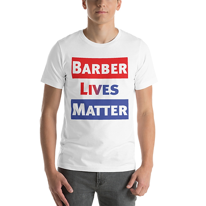 Barber Lives Matter T-Shirt