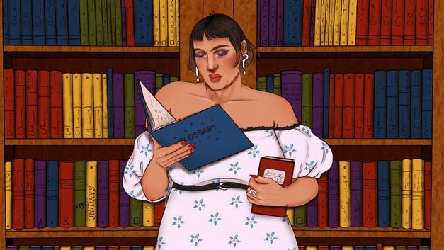 Pride Month Illustrations for MYUNiDAYS