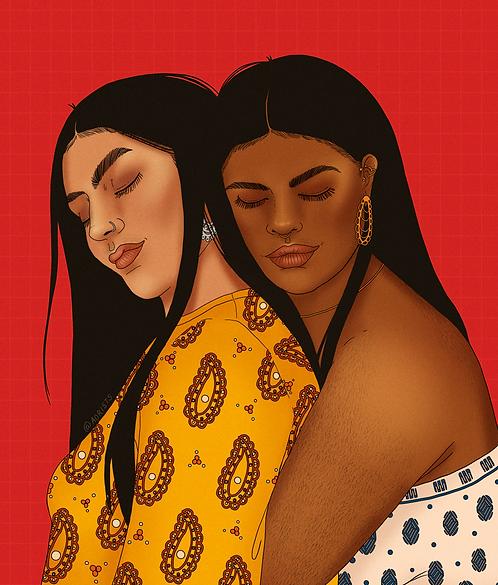 SHANTI | art print