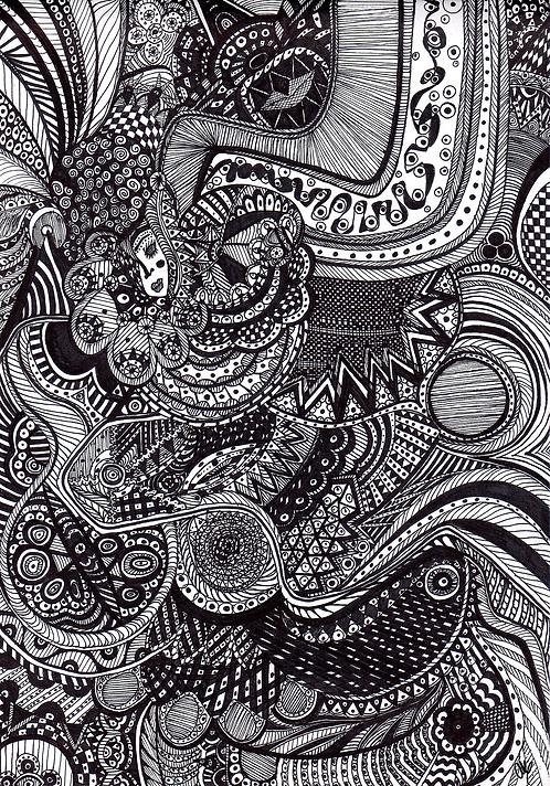 PATTERNALIA | art print