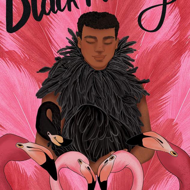 The Black Flamingo by Dean Atta   Hodder Books