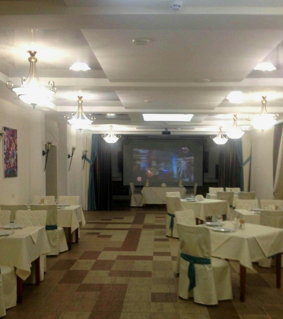 ресторан ЛЮКС1