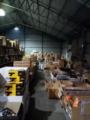 Sanitización y Desinfección a Empresa KS ltda 21/08/2020. Viña del Mar.