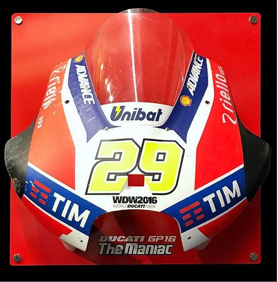 Andrea Iannone GP16 Front fairing