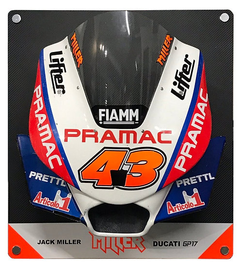 Jack Miller GP17 Fairing