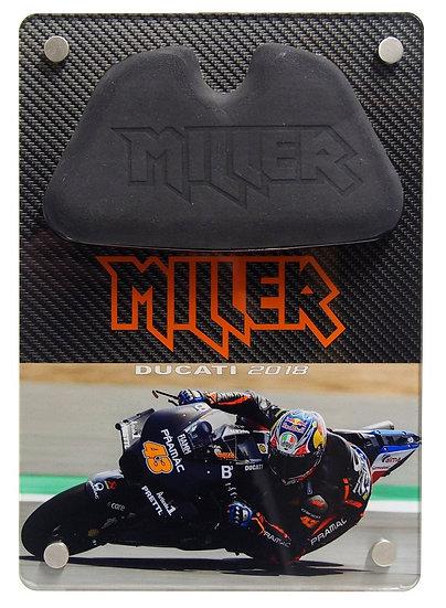 Jack Miller seat pad